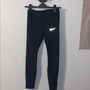 Nike black leggings size S